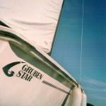 Segelboot-Wasser